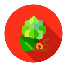 See more icon inspiration related to hop, beer, food and restaurant, organic, plant and nature on Flaticon.
