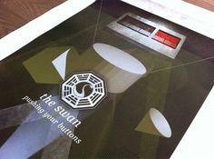 yfrog Fullsize - http://yfrog.com/h874997357j #design #lost #poster #websitesarelovely