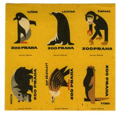 photo #matchbook #zoo #matchboxes