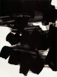 minimal exposition: pierre soulages: black and light - berlin #paint