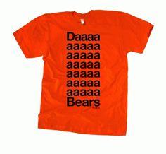 FFFFOUND!   The Social Dept. — Da Bears #shirt design