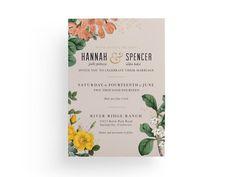 Hannah & Spencer #type #flowers