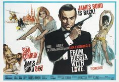 lgospp30943+sean-connery-as-james-bond-007-from-russia-with-love-poster.jpg (452×314) #james #bond