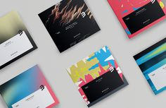 Breeze Records by Face #branding #imagery #abstract
