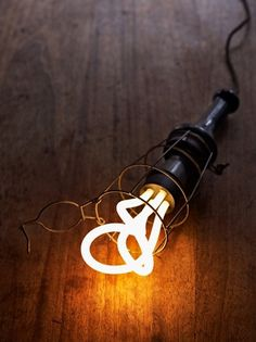 Plumen – The World's First Designer Energy Saving Light Bulb