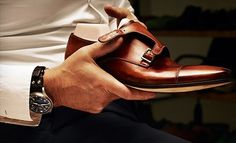 Tittysandpancakes #leather #shoe