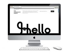 New Project! Phraseology. | Flickr - Photo Sharing! #design #website #phraseology #type #typography