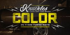 knuckles #white #secret #yellow #we #top #are #type