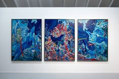 "James Jean ""Rebus"" Exhibition 