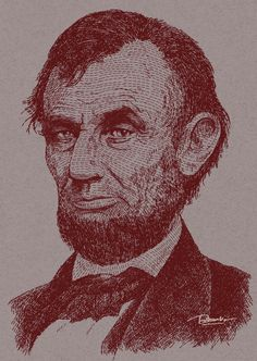 #abrahamlincoln #president #america #USA #people #figure #awesome