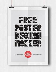 Poster Design Mockup
