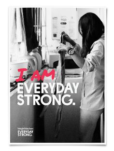 Everyday Strong on Behance #everyday