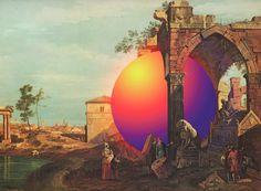 Pablo Boffelli | PICDIT #design #color #media #art #mixed #artist #collage
