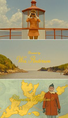 Such gorgeous lettering by Jessica Hische for Moonrise Kingdom #wes #moonrise #anderson #kingdom