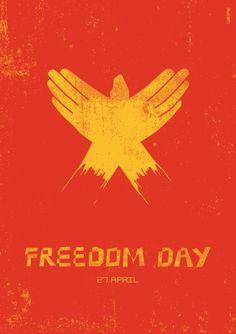 WE | ME #freedomday #poster #weme
