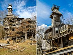 And the word was wood - The Daily #treehouse