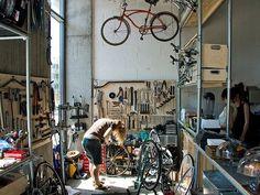 Coffee Coalition: Cycling Cafés   WeAreYourStudio's Blog  SEB: shelving