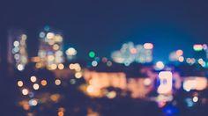 Unsplash - Blur - Night - City