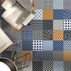 #pattern #floor #tiles