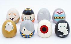 nendo x Shigeru Mizuki | JAPANESE DESIGN #daruma #design #manga #illustration #yokai #cute