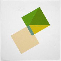 #389 Tomorrow – A new minimal geometric composition each day