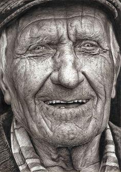 16 Year Old Shania McDonagh's Award Winning Drawing | PICDIT