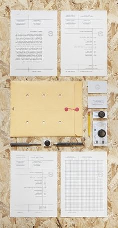 S.C.J « Design Bureau – Lundgren+Lindqvist #print #design #stationery