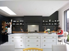 kitchen, The Vawdrey House