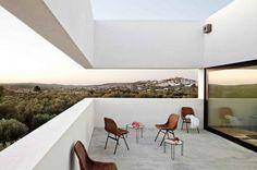 Villa Extramuros / Vora Arquitectura - frame it #architecture #home