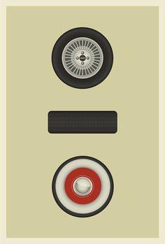 Minimalist Movie Posters | Matt Owen | feel desain