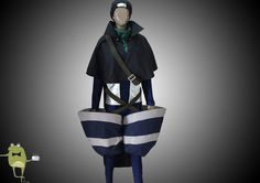 Fairy Tail Mystogan Costume Cosplay for Sale #sale #mystogan #for #cosplay