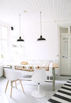 dining room my second hand life #interior #design #decor #deco #decoration