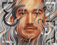 Illustration by Boris Pelcer for Backchannel.com Art direction by Erick Fletes #illustration #borispelcer