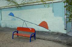Homer / Sasha Kurmaz #art #street