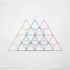 geometry #print #simple #print design #geometry #color #lines #angles