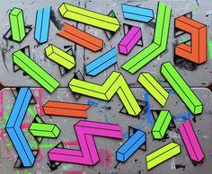 Aakash Nihalani | PICDIT #design #art #tape