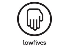 Phoenix Digital Media #b+w #logo #fives #low #hand