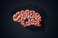 Learn how to create realistic brain text effect. This Adobe Photoshop tutorial will show how to apply gray cells, blood vessel texture and l #blood #text #pattern #mind #effect #brain #texture #smart #vessel #cells #photoshop #human #brains #anatomic #gray #idea #3d