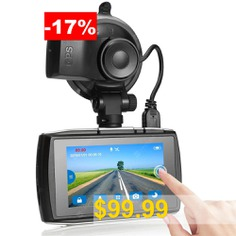 Z-EDGE #T3 #Full #HD #1080P #Dash #Camera #3.0 #inch #Touch #Screen #140 #degree #Wide #Angle #Car #DVR