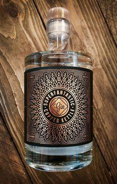 Superfantastic Copper Kettle Gin PD