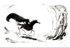 sleepy-hollow.jpg 450×309 pixels #white #tim #level #next #black #hollow #illustration #sleepy #and #burton