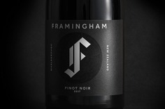 Framingham Vineyard Identity - Mindsparkle Mag Beautiful Identity design for Framingham Vineyards by Milk in New Zealand. #branding #identity #color #photography #graphic #design #gallery #blog #project #mindsparkle #mag #beautiful #portfolio #designer