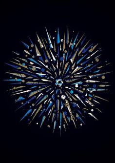 Nasa | Website Launch on the Behance Network #illustration
