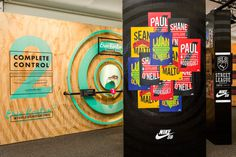 NIKE SB X STREET LEAGUE 2013 GLOBAL TOUR on Behance #type #poster #typography