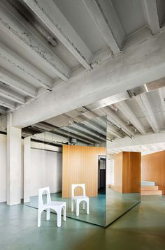 700m2 Apartment by ARQUITECTURA-G