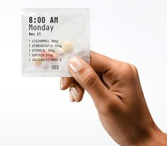 Pills #design #package #pills