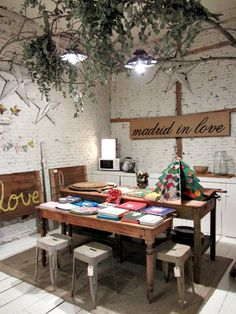 The Design Chaser: Madrid In Love