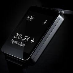 G Smart Watch by LG #tech #flow #gadget #gift #ideas #cool