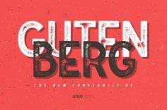 Gutenberg – Font Family