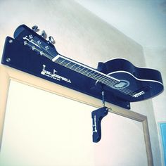 Door Chime Guitar GuitDoorbell